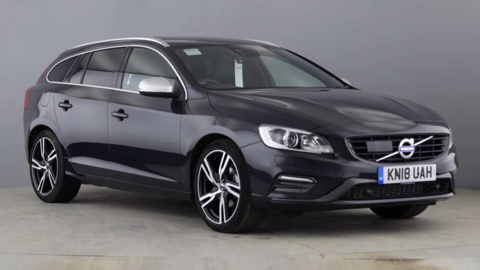 Volvo V60 D4 (190) R-Design Lux Nav Automatic, ELECTRIC