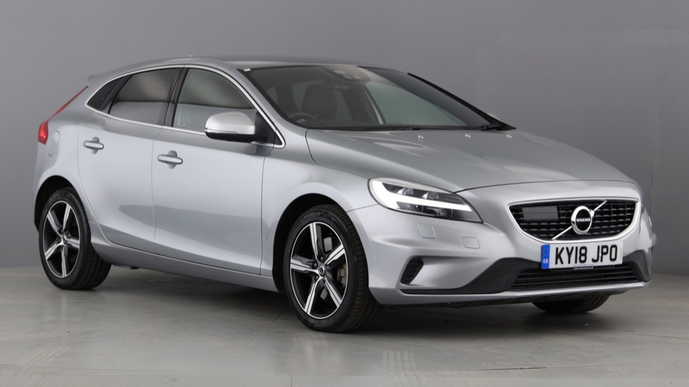 Volvo V40 Used Vehicle Silver 16 988 Miles Waylands Volvo
