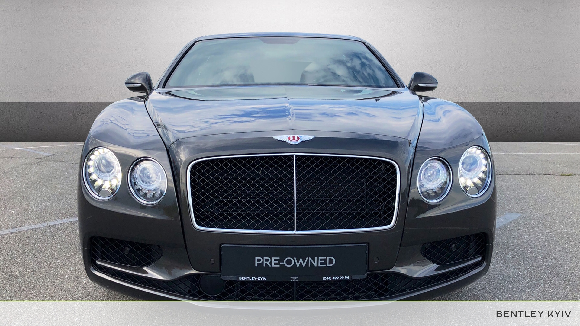 Bentley Flying Spur V8 S used car for sale in Kiev