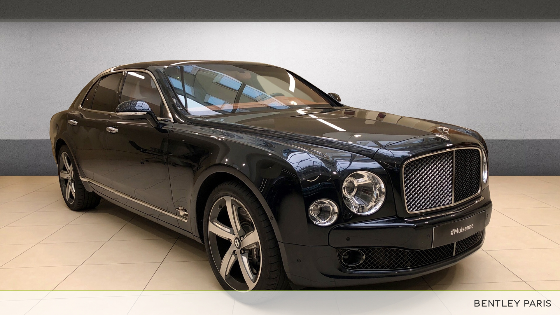 bentley mulsanne speed used car for sale in paris. Black Bedroom Furniture Sets. Home Design Ideas