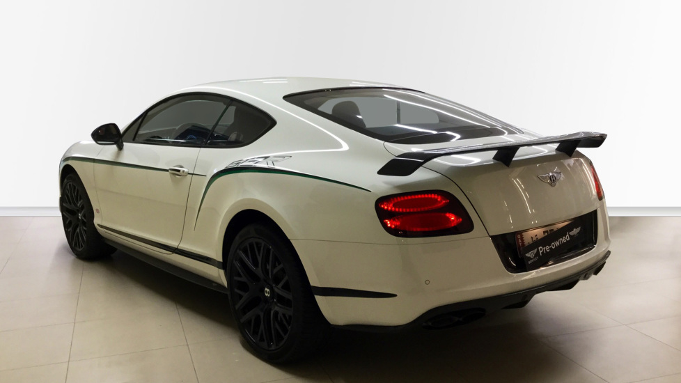 Bentley Continental GT 3-R