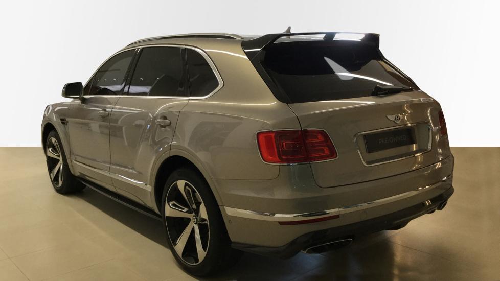 Bentley Bentayga First Edition