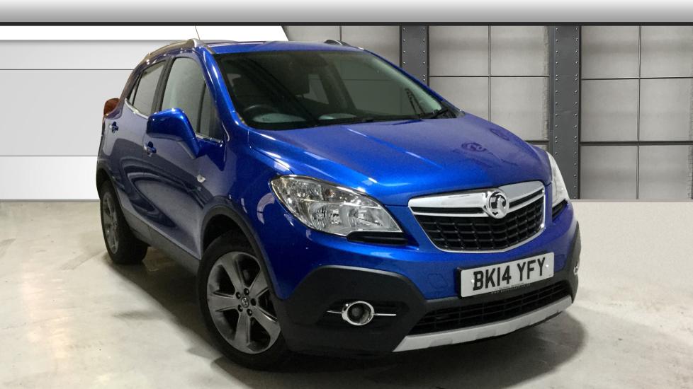 Used Vauxhall MOKKA Hatchback 1.4 16v Turbo SE 4x4 (s/s) 5dr