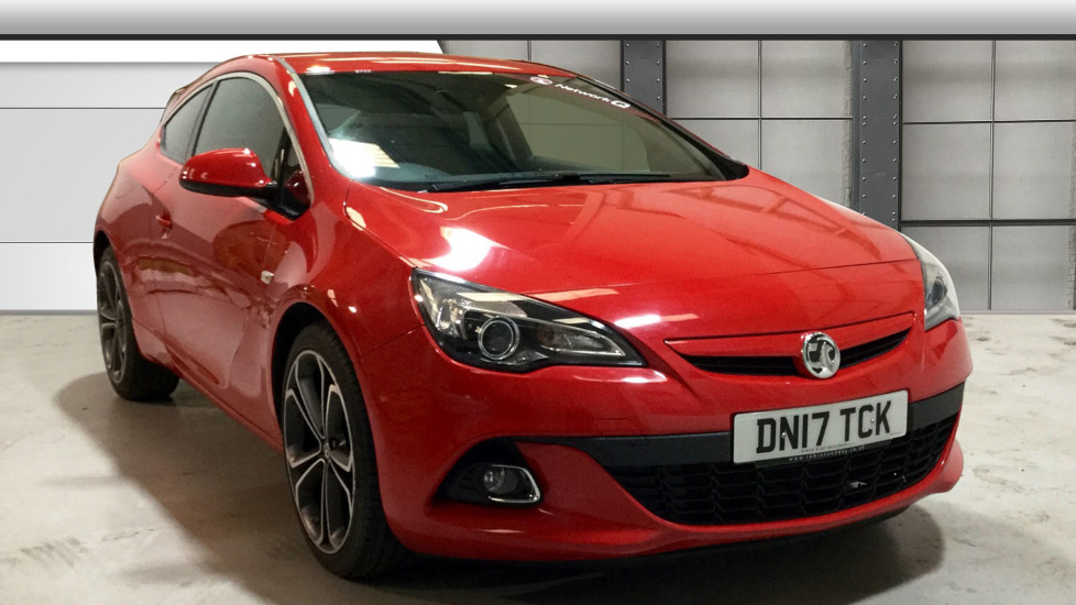 Used Vauxhall ASTRA GTC Coupe 1.4 i Limited Edition 3dr