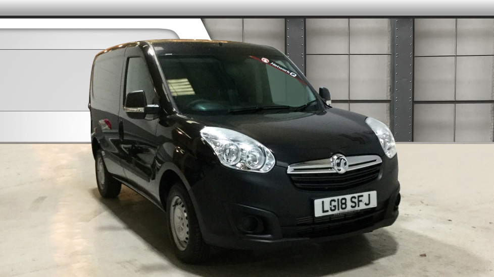 Used Vauxhall COMBO Unlisted 1.3 CDTi ecoFLEX 2000 (s/s) 3dr