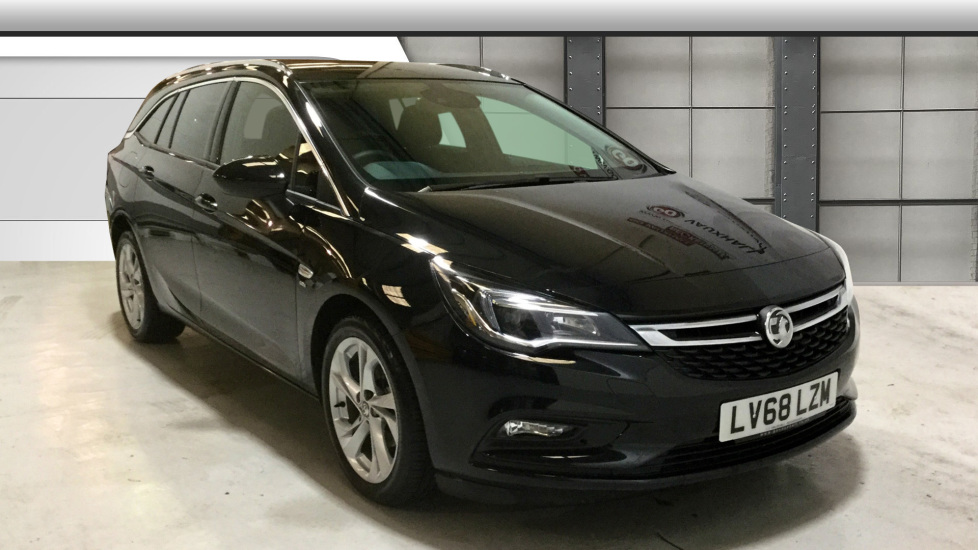 Used Vauxhall Astra Estate 1.6 CDTi ecoTEC BlueInjection SRi Sports Tourer (s/s) 5dr