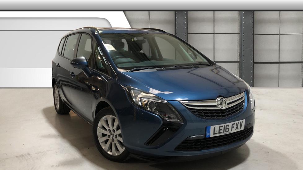 Used Vauxhall ZAFIRA TOURER MPV 1.6 CDTi ecoFLEX Design (s/s) 5dr