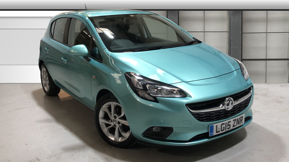 Used Vauxhall CORSA Hatchback 1.2i Excite 5dr (a/c)