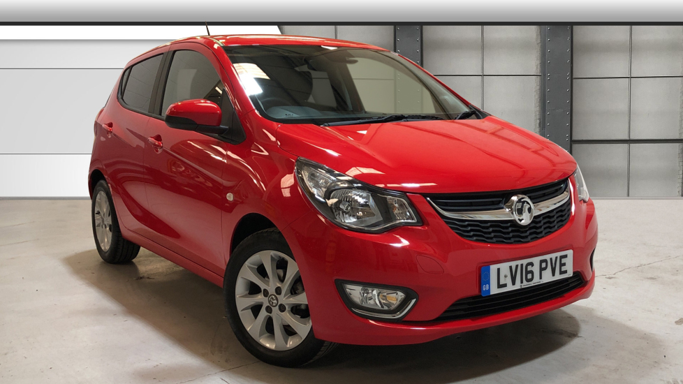 Used Vauxhall Viva Hatchback 1.0i SL 5dr