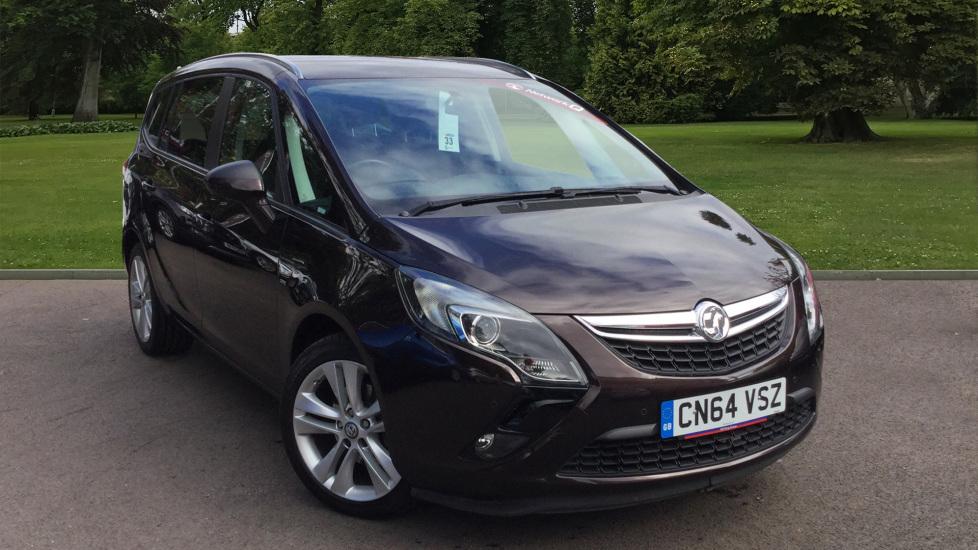 Used Vauxhall ZAFIRA TOURER MPV 2.0 CDTi 16v SRi 5dr