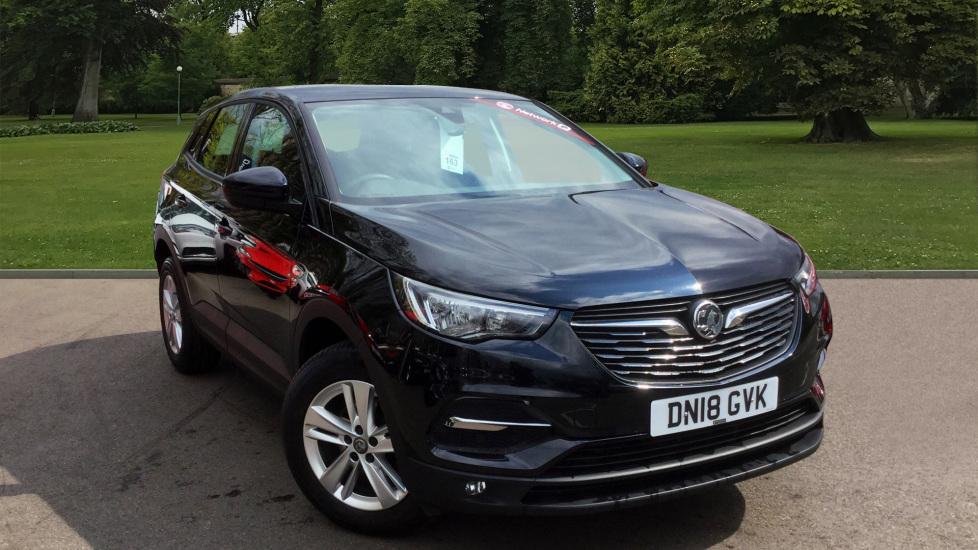 Used Vauxhall GRANDLAND X SUV 1.2 SE SUV Auto (s/s) 5dr
