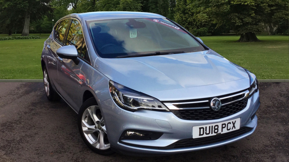Used Vauxhall ASTRA Hatchback 1.4 i Turbo 16v SRi Nav 5dr