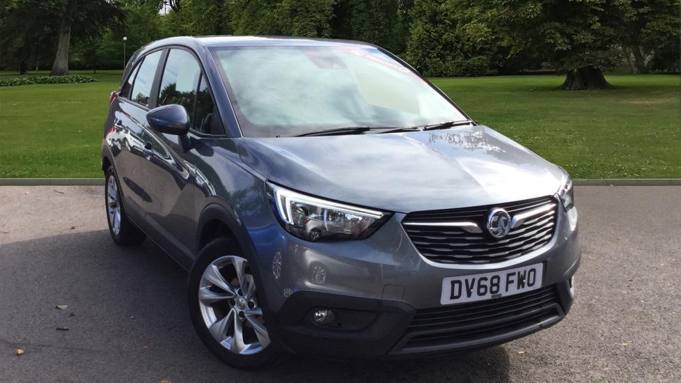 Used Vauxhall CROSSLAND X SUV 1.2 SE 5dr