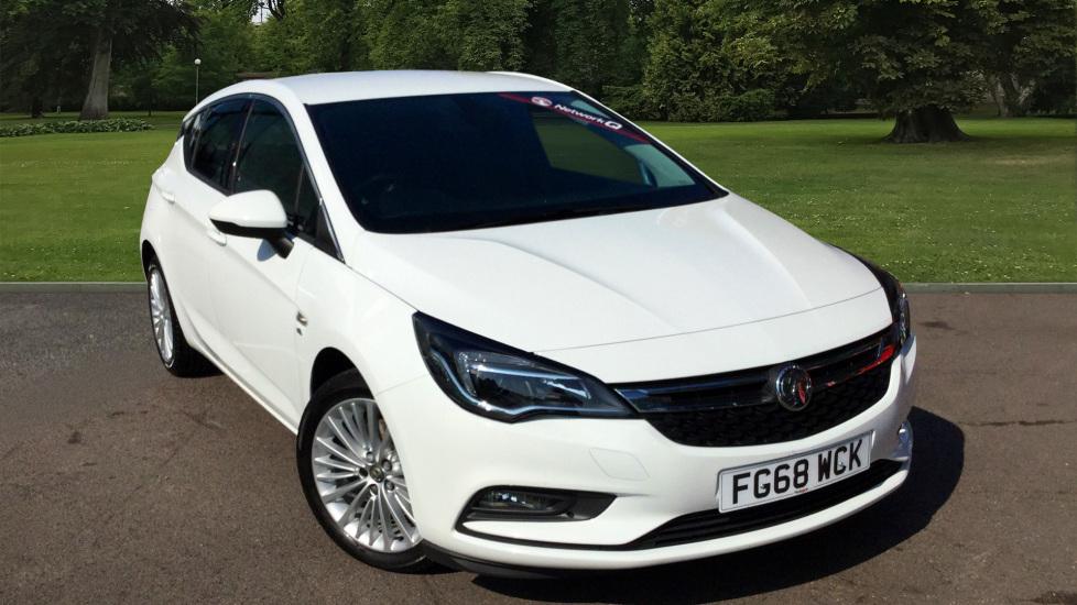 Used Vauxhall ASTRA Hatchback 1.6i Turbo GPF Elite Nav (s/s) 5dr