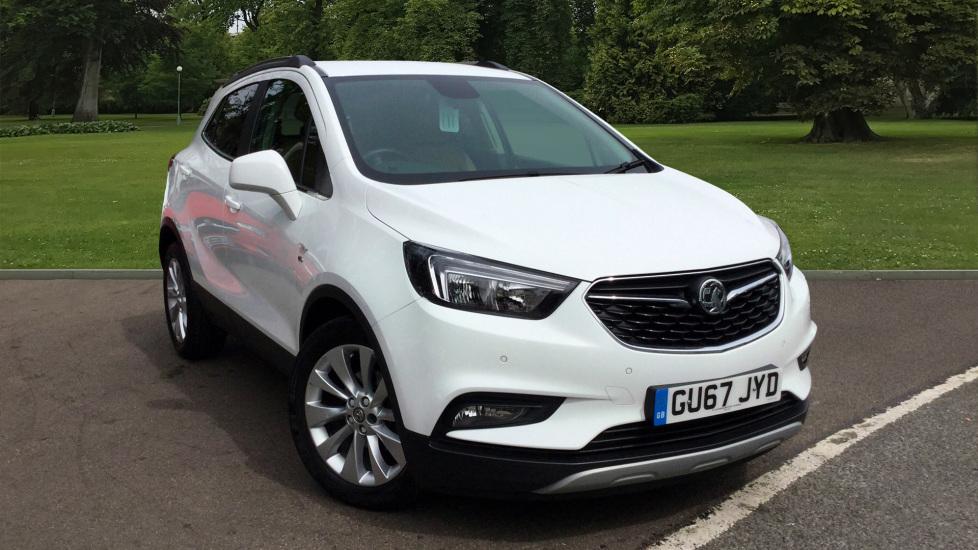 Used Vauxhall MOKKA X SUV 1.4i Turbo ecoTEC Elite Nav (s/s) 5dr