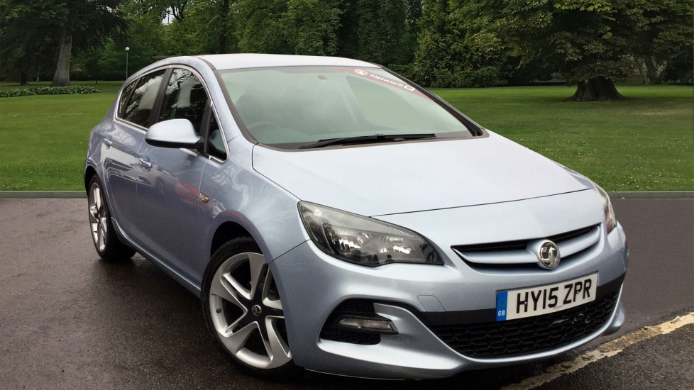 Used Vauxhall ASTRA Hatchback 1.6 i VVT 16v Limited Edition 5dr