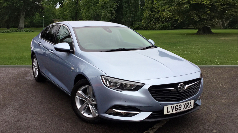 Used Vauxhall INSIGNIA Hatchback 1.5 Turbo SRi Grand Sport (s/s) 5dr