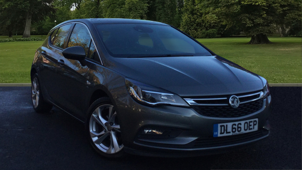 Used Vauxhall Astra Hatchback 1.4i Turbo SRi 5dr