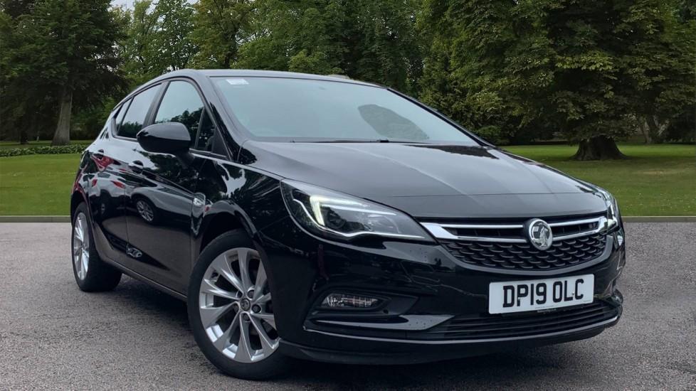 Used Vauxhall Astra Hatchback 1.0i Turbo ecoTEC Design (s/s) 5dr