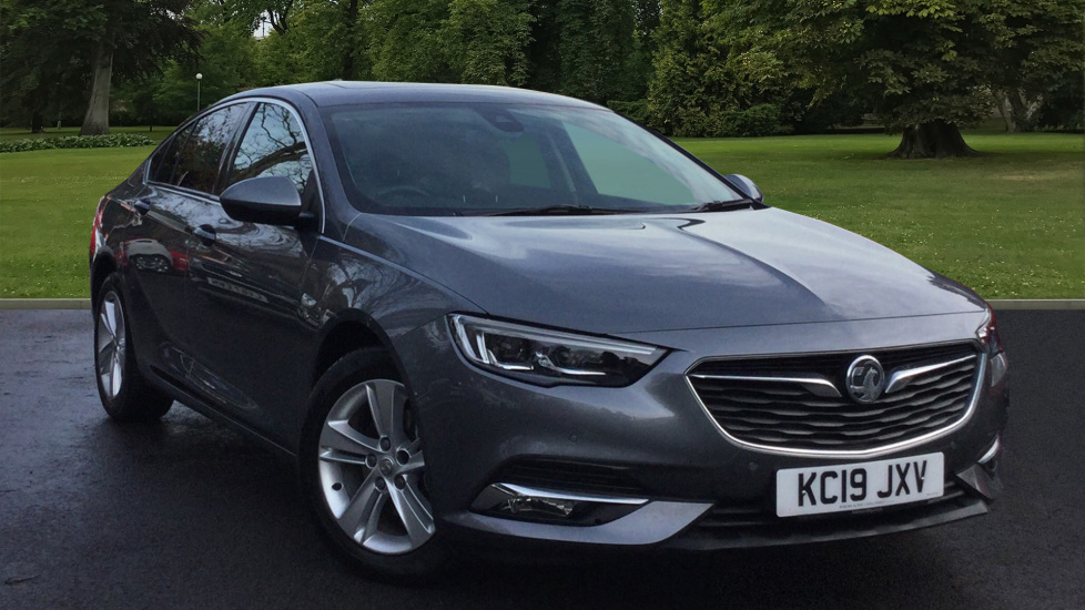 Used Vauxhall Insignia Hatchback 1.6 Turbo D BlueInjection Elite Nav Grand Sport (s/s) 5dr