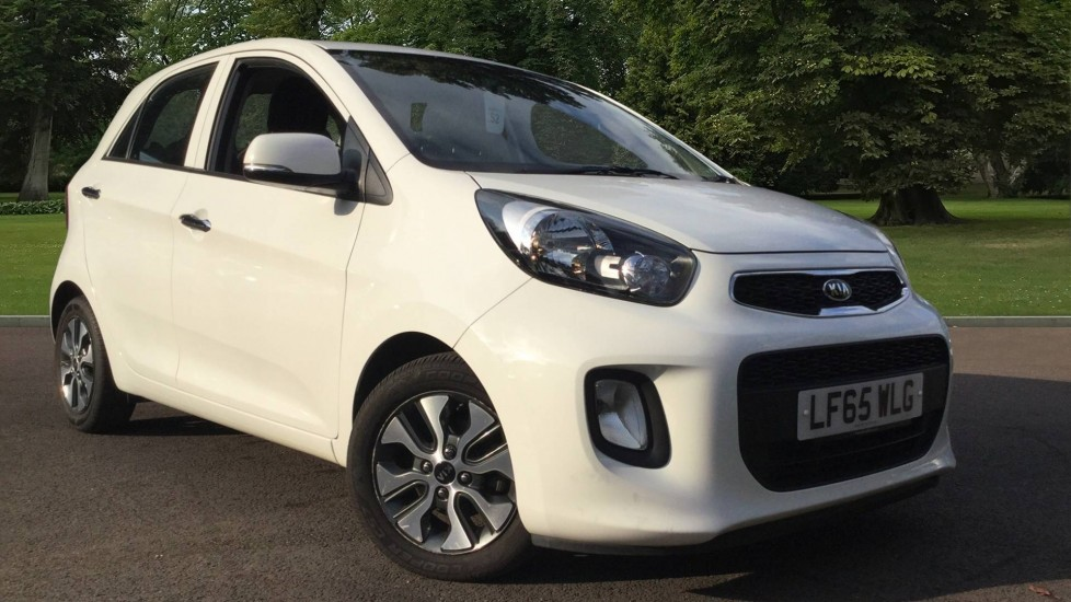 Used Kia Picanto Hatchback 1.25 2 5dr