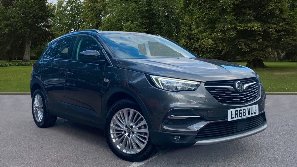 Used Vauxhall Grandland X SUV 1.5 Turbo D BlueInjection Sport Nav (s/s) 5dr