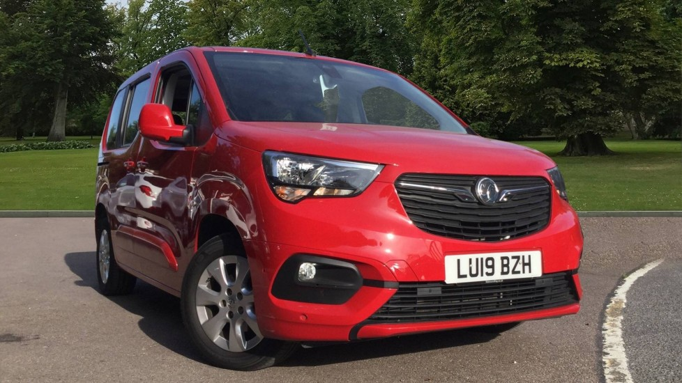 Used Vauxhall Combo Life MPV 1.2 Turbo Energy (s/s) 5dr