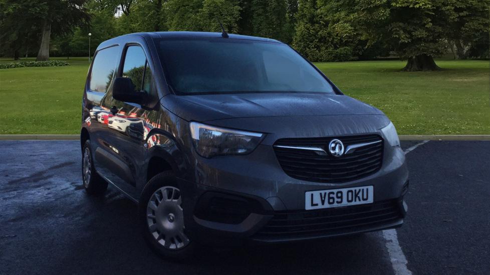 Used Vauxhall Combo Panel Van 1.5 CDTi 2000 16v Sportive L1H1 5dr