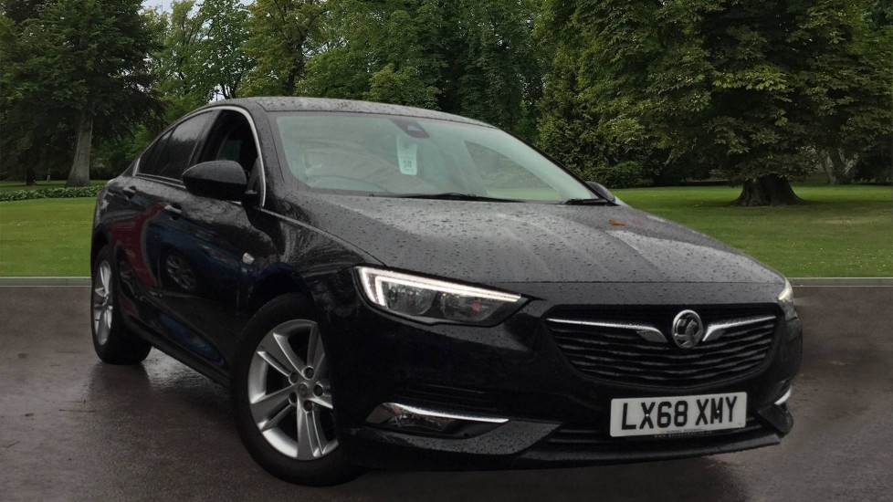 Used Vauxhall Insignia Hatchback 1.5i Turbo SRi Grand Sport (s/s) 5dr
