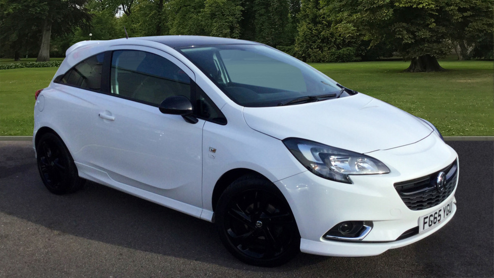 c17fd2e987 Used Vauxhall CORSA Hatchback 1.4 i ecoFLEX Limited Edition 3dr ...