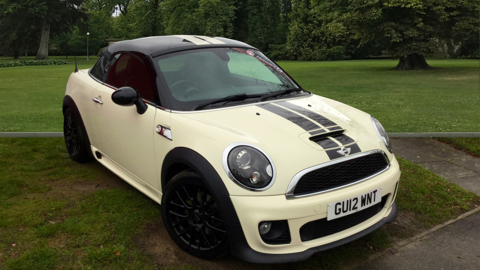 Used Mini COUPE Coupe 1.6 Cooper S 3dr