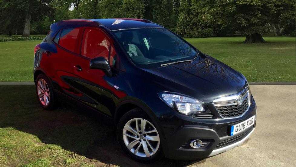 Used Vauxhall MOKKA Hatchback 1.6 CDTi Exclusiv (s/s) 5dr