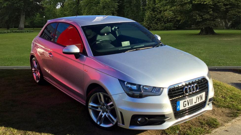 Used Audi A1 Hatchback 1.4 TFSI S line 3dr