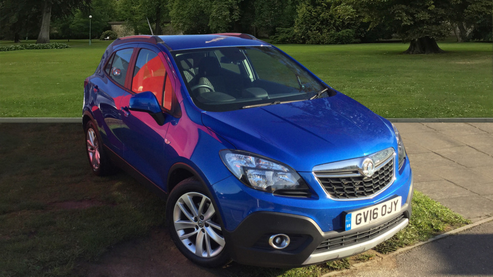 Used Vauxhall Mokka Hatchback 1.4 i 16v Turbo Tech Line (s/s) 5dr