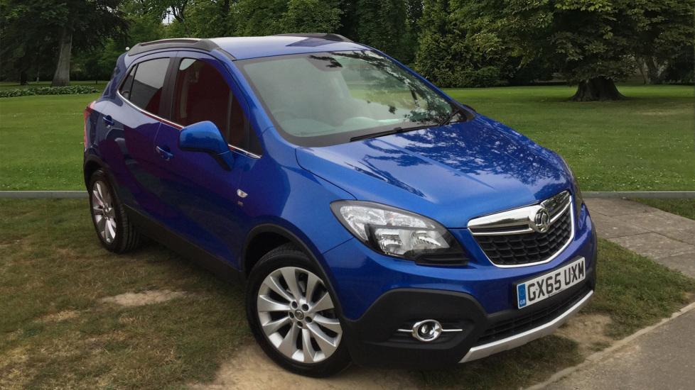 Used Vauxhall MOKKA Hatchback 1.6 CDTi SE (s/s) 5dr