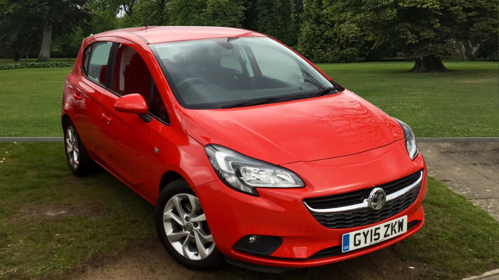 Used Vauxhall CORSA Hatchback 1.0 T ecoFLEX Excite (s/s) 5dr (a/c)