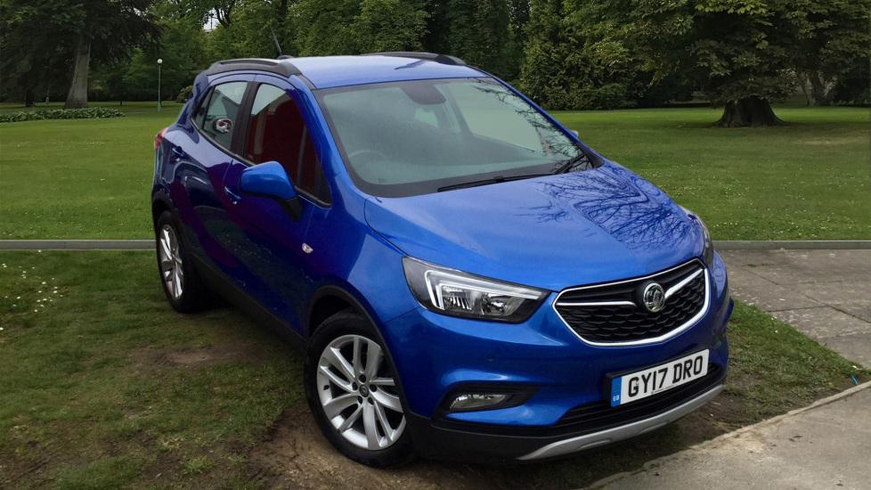 Used Vauxhall MOKKA X SUV 1.4 i Turbo 16v Active SUV Auto 5dr