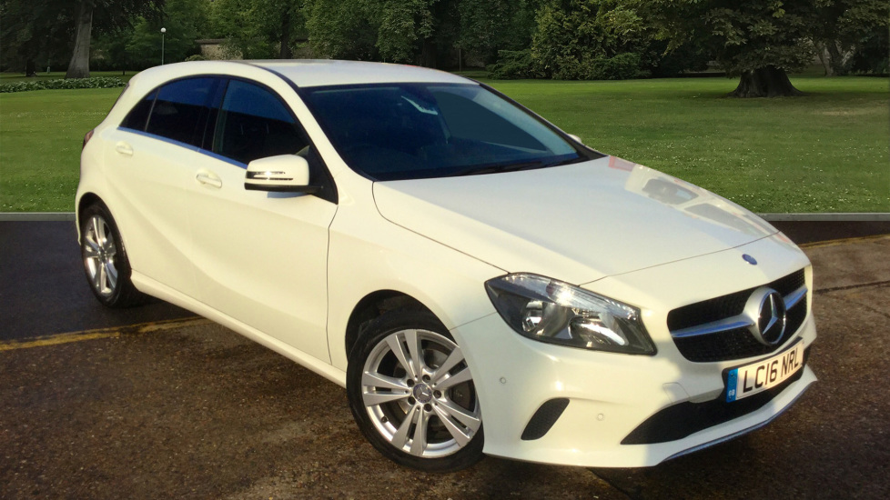 Used Mercedes-benz A CLASS Hatchback 1.6 A180 Sport (Executive) 7G-DCT (s/s) 5dr