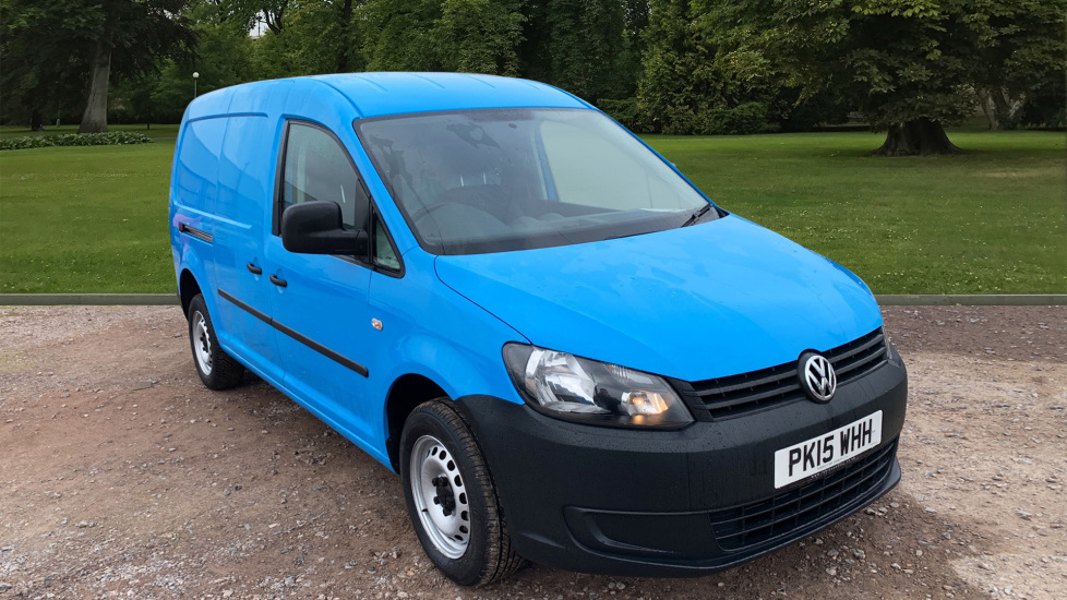 Used Volkswagen CADDY MAXI Panel Van 1.6 TDI C20 Maxi Startline Panel Van 5dr