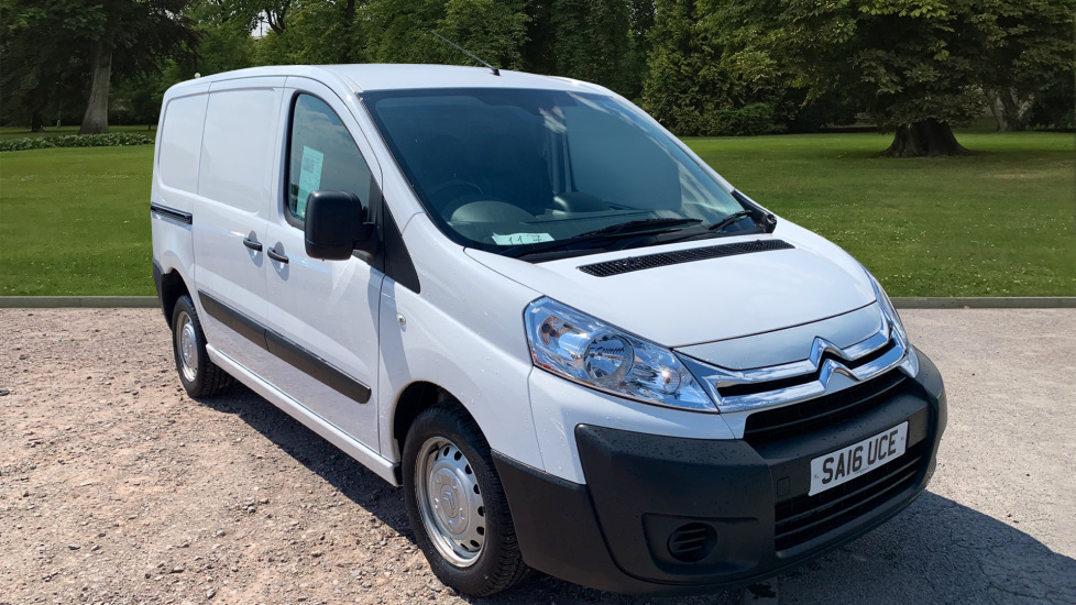 Used Citroen DISPATCH Panel Van 1.6 HDi 1000 L1H1 Panel Van 5dr