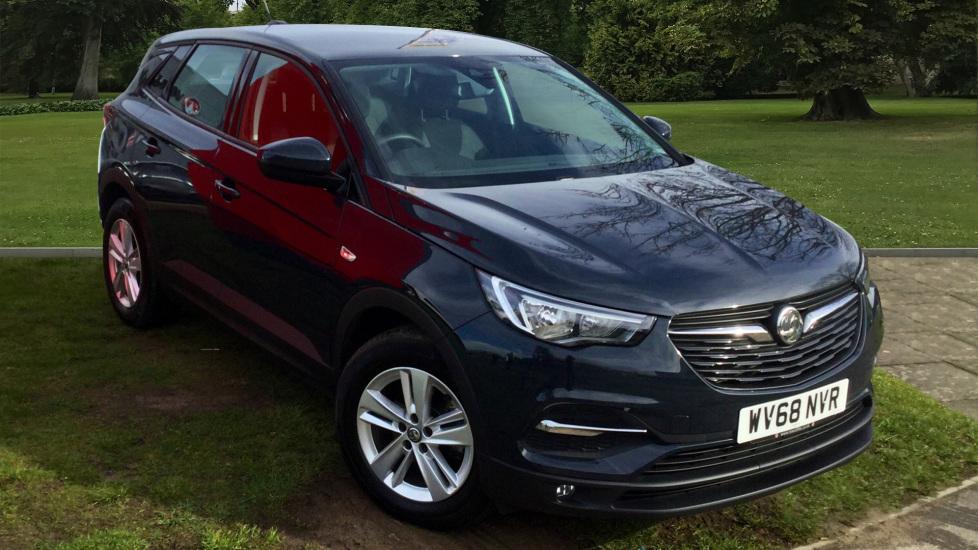 Used Vauxhall GRANDLAND X SUV 1.2 SE SUV (s/s) 5dr