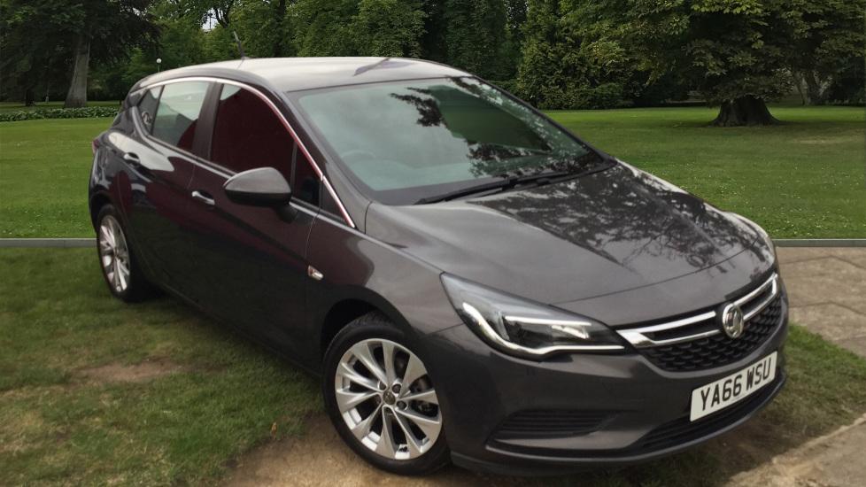 Used Vauxhall ASTRA Hatchback 1.0i Turbo ecoFLEX Energy (s/s) 5dr