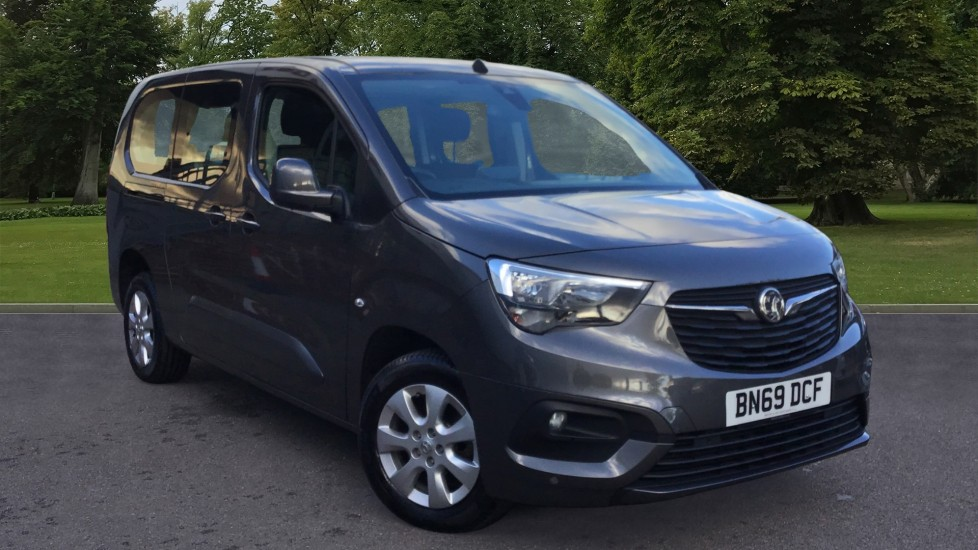Used Vauxhall Combo Life MPV 1.5 Turbo D BlueInjection Energy XL MPV (s/s) 5dr (7 Seat)