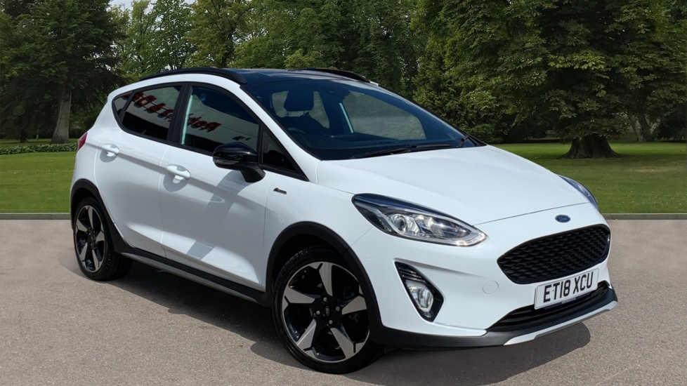 Used Ford Fiesta Hatchback 1.0T EcoBoost Active B&O Play (s/s) 5dr