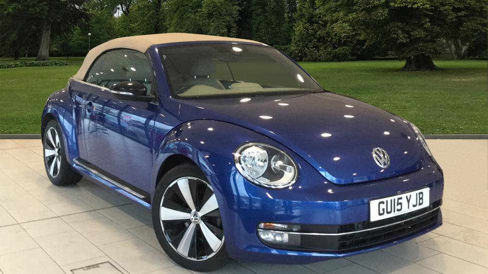 Used Volkswagen Beetle Convertible 2.0 TDI Sport Cabriolet DSG 2dr