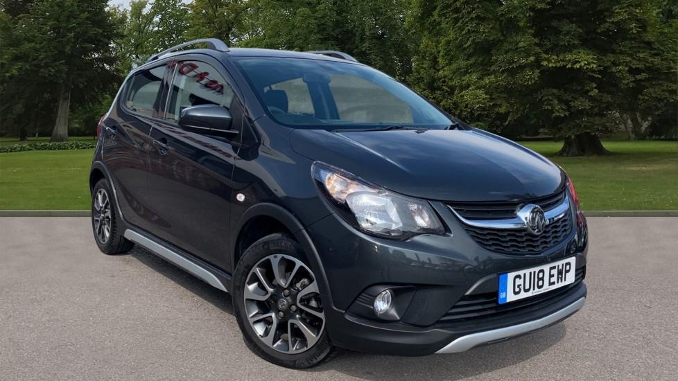 Used Vauxhall Viva Hatchback 1.0i ROCKS 5dr