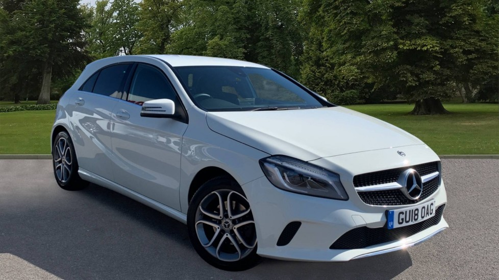 Used Mercedes-benz A Class Hatchback 1.6 A180 Sport Edition 7G-DCT (s/s) 5dr