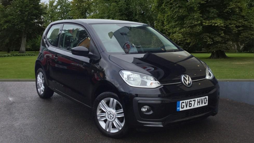 Used Volkswagen up! Hatchback 1.0 BlueMotion Tech High up! ASG (s/s) 3dr
