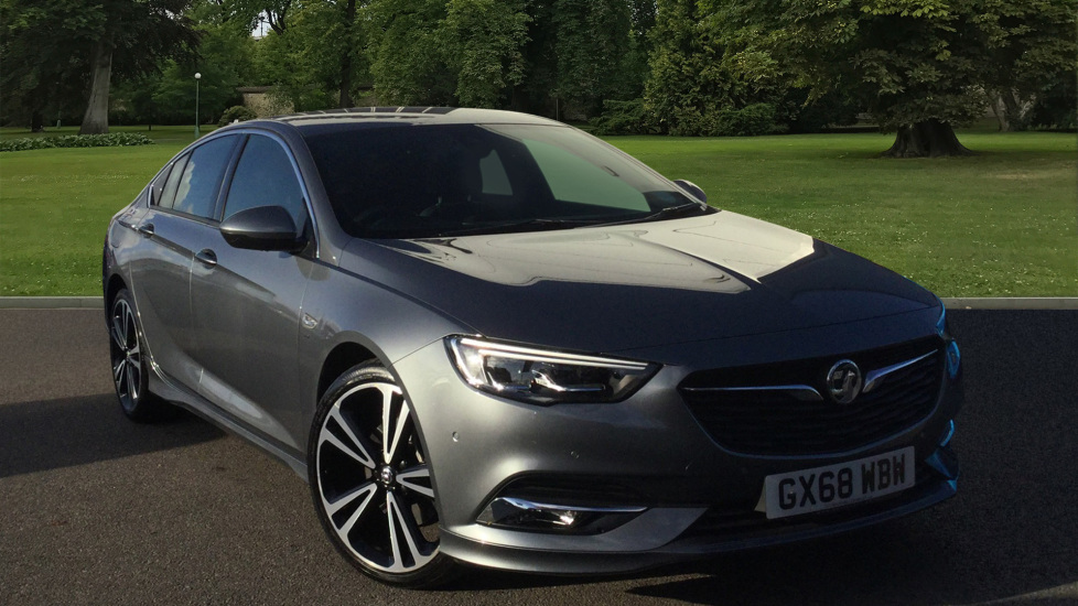 Used Vauxhall Insignia Hatchback 2.0 Turbo D BlueInjection SRi VX Line Nav Grand Sport Auto (s/s) 5dr