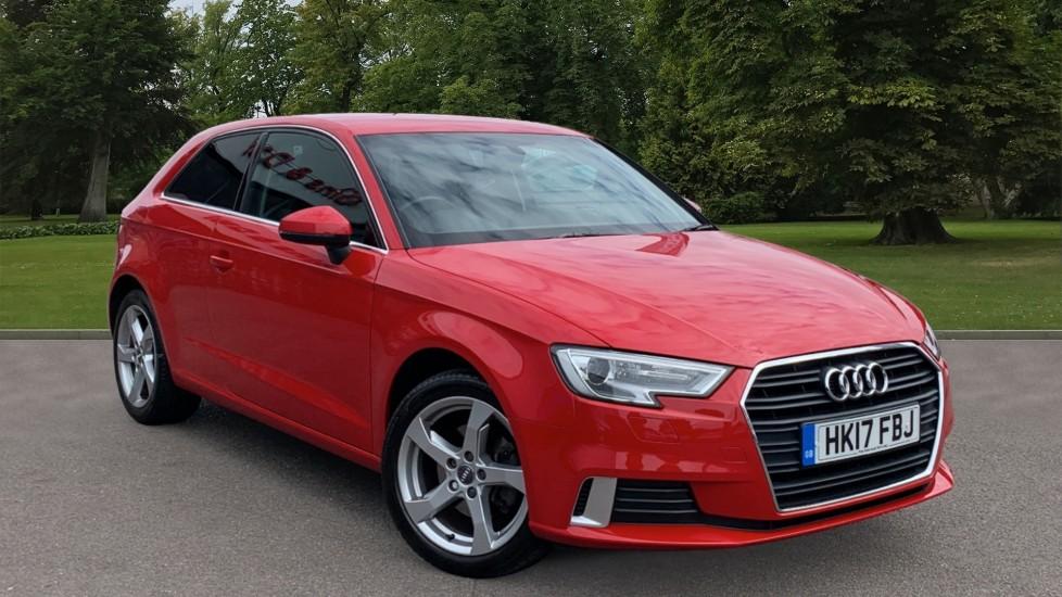 Used Audi A3 Hatchback 1.4 TFSI CoD Sport (s/s) 3dr